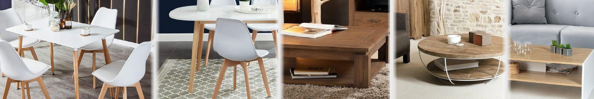 Tables  et chaises - Meubles Crab DZ